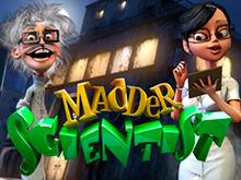 Онлайн игра для заработка биткоинов Madder Scientist