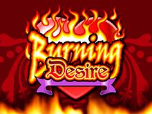 Выигрыши в биткоинах в азартной игре Burning Desire