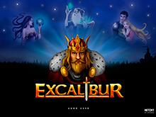 Игровой онлайн-автомат Excalibur на биткоины